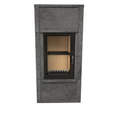 Камин Home TL 3-х стенный