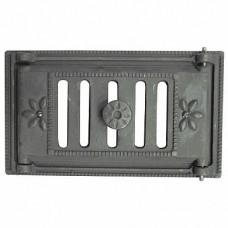 Дверца поддувальная ДПК 310х180 мм
