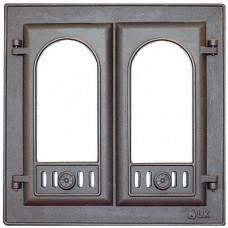 Дверца каминная 2-х створчатая LK 301