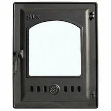 Дверца герметичная со стеклом LK 310
