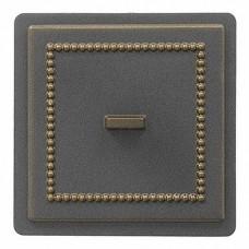 Дверка прочистная 237 (бронза) 130x130 мм