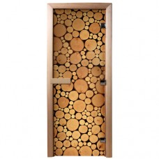 Дверь с фотопечатью А048