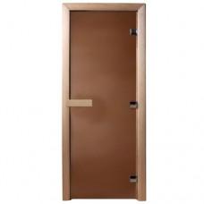"""Дверь бронза матовая """"Теплая ночь"""""""