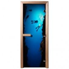 Дверь с фотопечатью А069