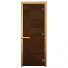 Дверь бронза (ЛИСТВА)