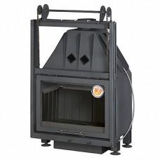 АЛЬФА 700 КB с контргрузом и черным шамотом