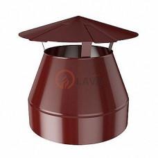Оголовок-зонт 115/180 мм. вишневый (3005)