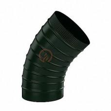 """Сэндвич-отвод 115/180 мм. 45"""" зеленый (6005)"""