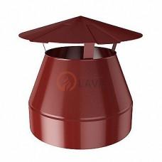 Оголовок-зонт 130/200 мм. красный (3011)
