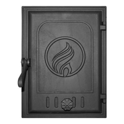 Дверка топочная К413 герметичная
