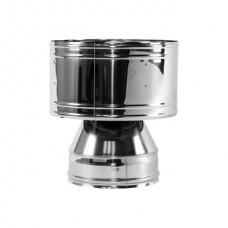 Дефлектор V50R D130/230, нерж 321/304 (Вулкан)