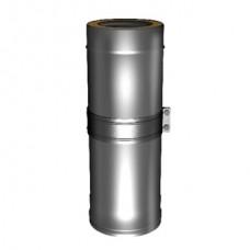 Труба телескопическая V50R 275-390 D104/200, нерж 321/304 (Вулкан)