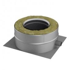 Опора нижняя V50R D150/250 с боковым выпуском конденсата, нерж 321/304 (Вулкан)