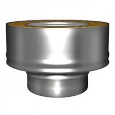 Переходник моно-термо V100R с D130 на D130/330, нерж 321/304 (Вулкан)