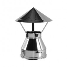 Зонт V50R D150/250, нерж 321/304 (Вулкан)